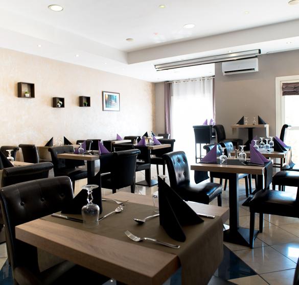 Restaurant brasserie chez Margot Ariane Istres