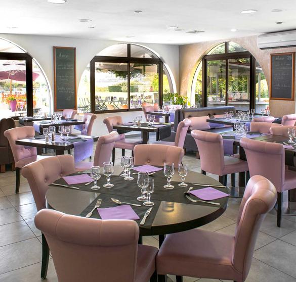 Restaurant l'étang des saveurs hotel ariane fos sur mer